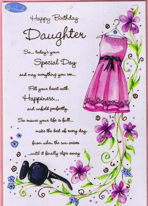 Happy Birthday Daughter Pic