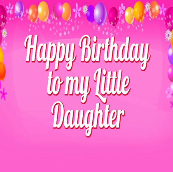 30 Wonderful Birthday Pictures For Daughter