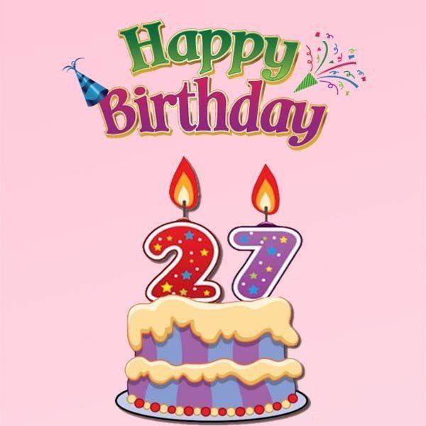 27 Amazing Pics For 27th Birthday