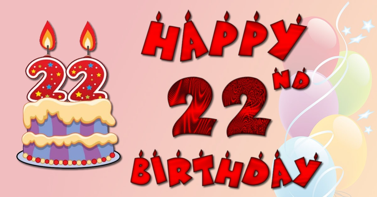25 Photos For 22nd Birthday