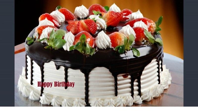 30 Delicious Birthday Cake Photos