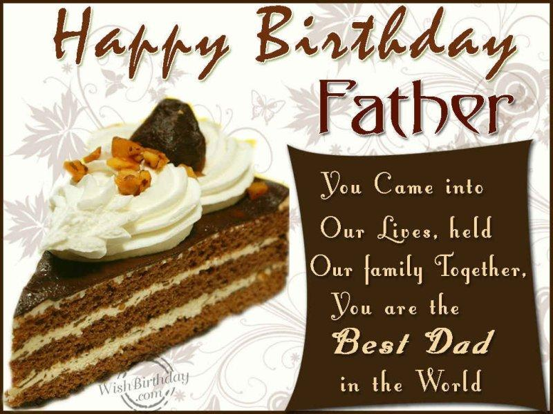 35 birthday greetings for my best dad happy birthday father cake picture m4hsunfo