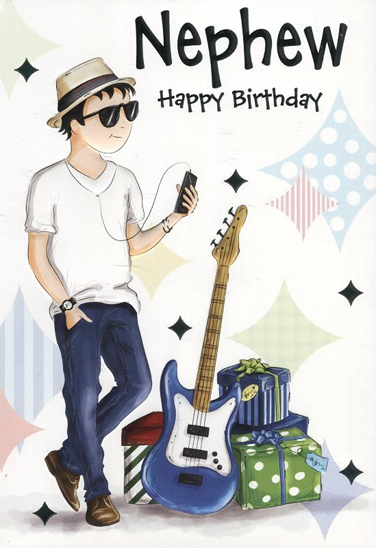 Excellent 35 Birthday Wishes For Lovable Nephew Funny Birthday Cards Online Benoljebrpdamsfinfo