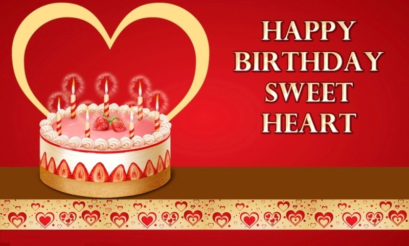 45 Warm Greetings For My Sweetheart