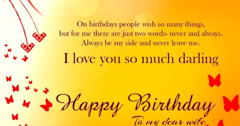 40 birthday greetings for my lovely wife on birthdays people wish so many things m4hsunfo