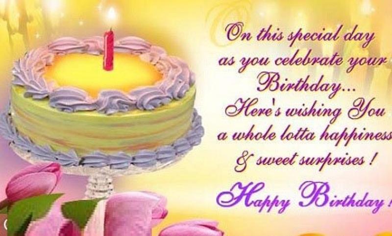 Birthday Cake Quotes Quotes