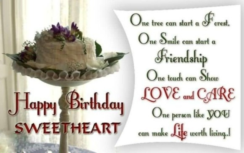 35 Wonderful Birthday Cake Quotes