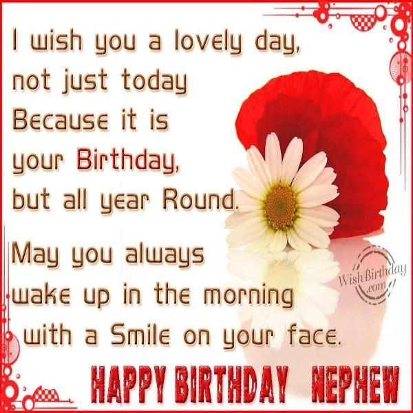 37 Birthday Images For Nephew
