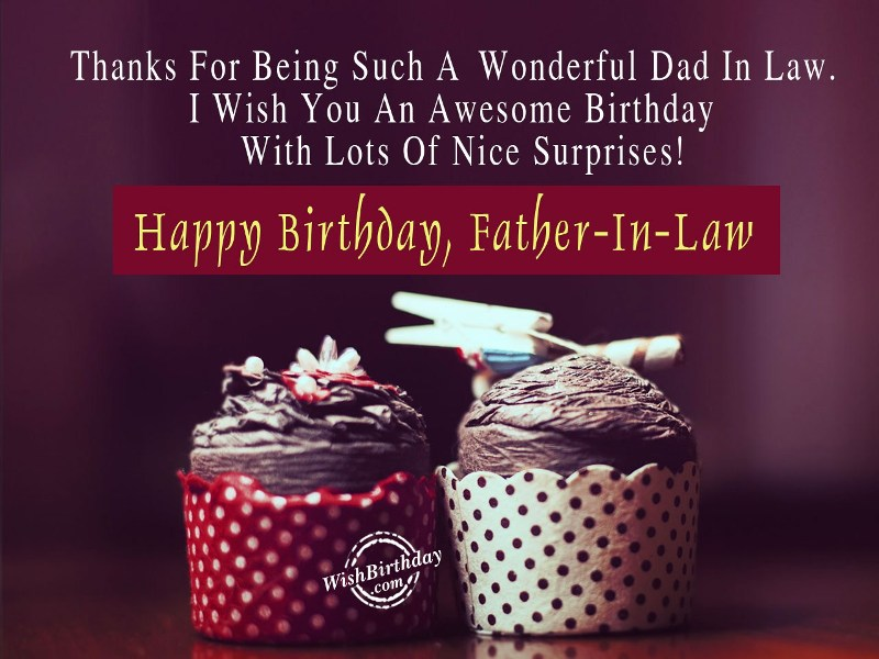 28 birthday photos for father in law thanks for being such a wonderful dad in law m4hsunfo