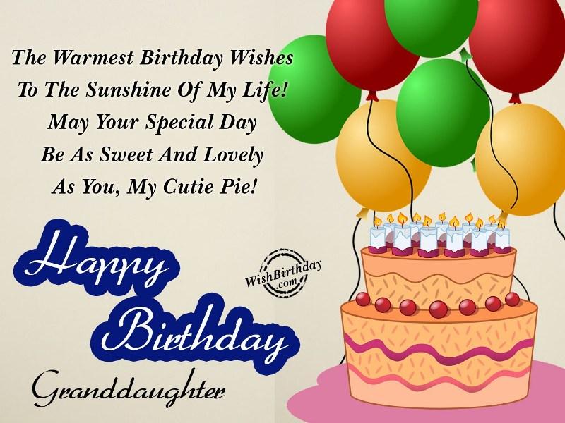 The Warmest Birthday Wishes