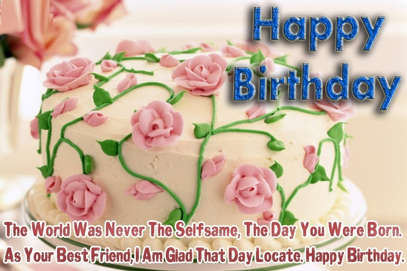 35 Wonderful Birthday Cake Quotes