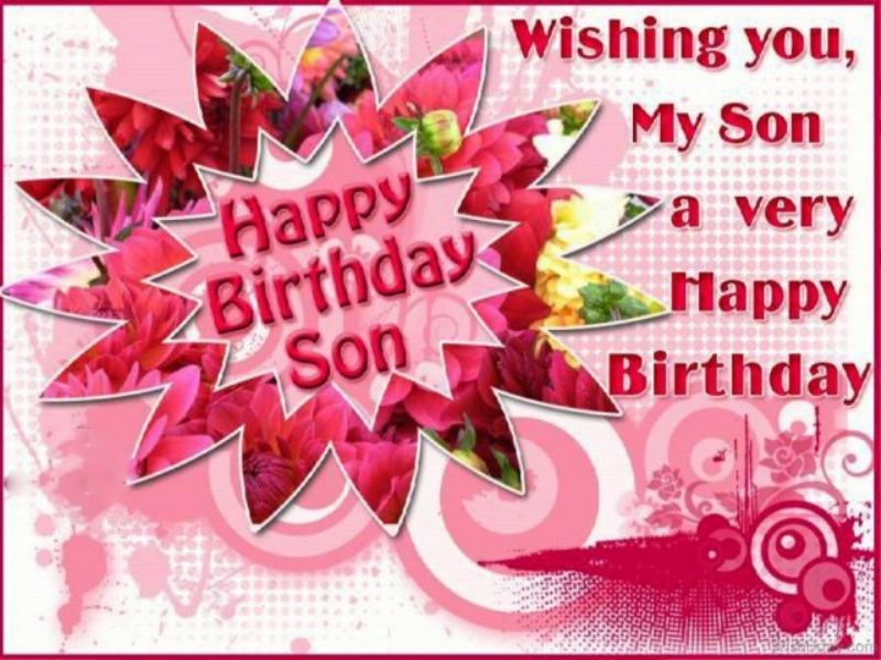 27 Best Birthday Wishes For Son